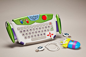 buzz keyboard and mouse