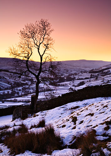 swaledale snow